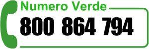 Numero Verde Cristina Gregori